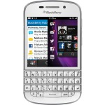 BlackBerry Q10 White Front