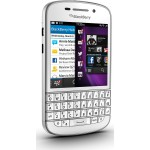 BlackBerry Q10 Angular Shot